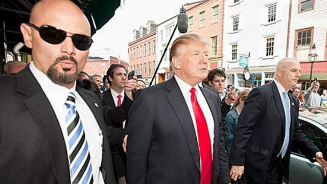 Trump Bodyguards