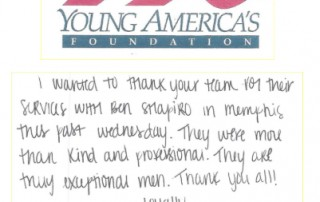 Young americas foundation